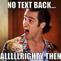 No text back meme