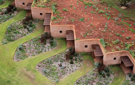 exploring the world of green roofs and underground homes