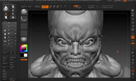 zbrush tutorial polypaint zbrush sculpting and polypaint tutorial jayanam