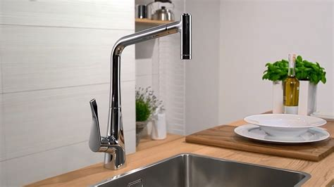 Talis S Kitchen Faucet by Hansgrohe Kitchen Faucet Talis M