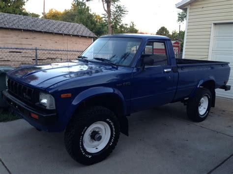 83 Toyota For Sale 1983 Toyota 4x4 Bed For Sale Ih8mud Forum