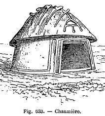Hutte Primitive by La Vie Priv 233 E Des Anciens Ren 233 M 233 Nart