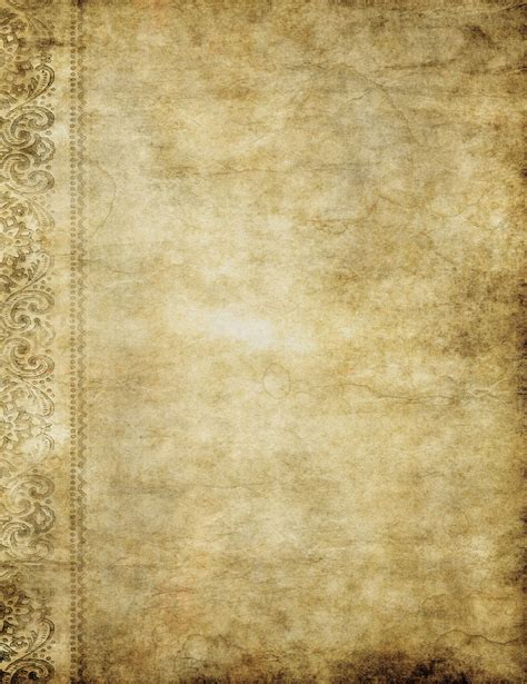 dirty vintage paper background powerpoint designs another old grunge paper or parchment background image