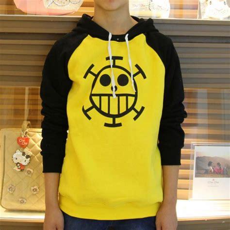 Sweater Hoodie Anime One Peace Trafalgar Stripe trafalgar hoddy costume anime one sweatshirt surgeon clothes hoodie