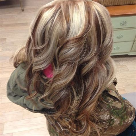 blonde hair with copper lowlights 1000 ideas about brown low lights on pinterest low