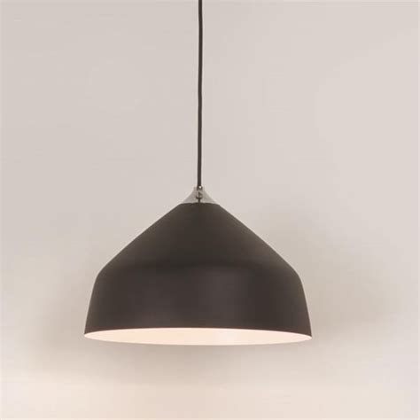 astro 7455 ginestra 300 1 light ceiling pendant black