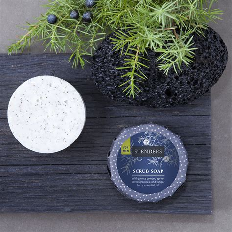 why a man would receive scrub soap as a gift stenders bath and care cosmetics scrub soap for