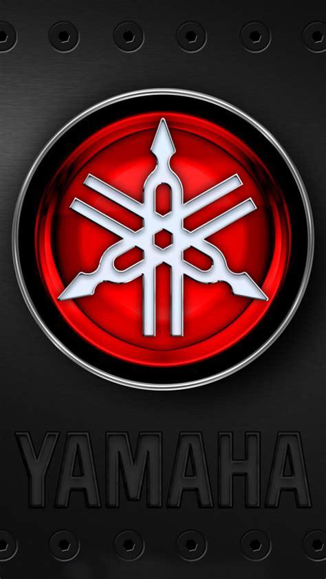 wallpaper iphone yamaha yamaha logo wallpaper wallpapersafari