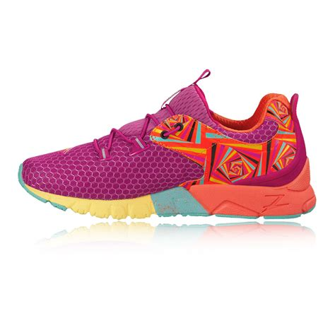 orange purple shoes brand zoot makai womens running shoes ss17 orange