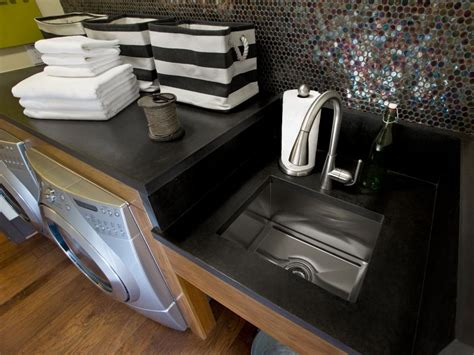 garage sinks ideas  inspiration hgtv