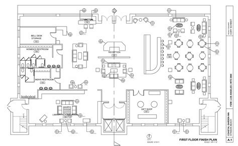 layout of lobby in hotel hotel design development drawings autocad autocad
