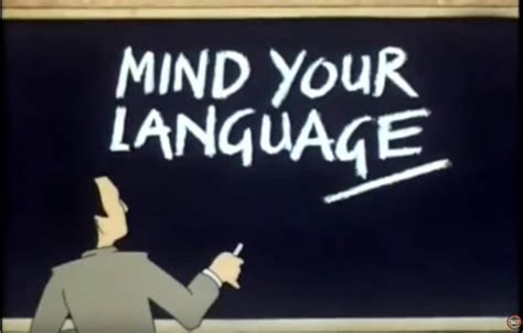 mind your language learn through tv comedies with