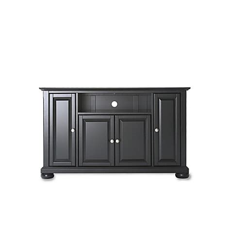 48 inch tv cabinet crosley alexandria 48 inch tv stand bedbathandbeyond com