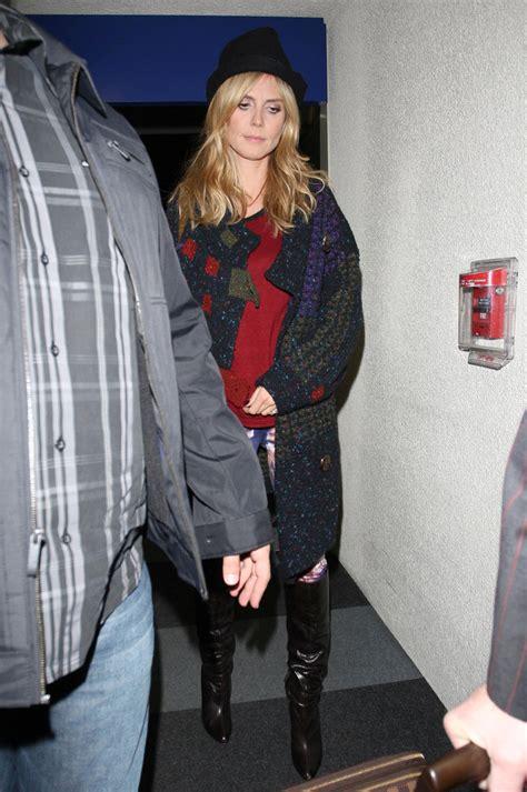 Heidi Klum Knee High Boots Knee High Boots Lookbook