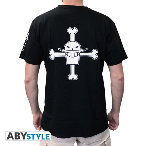 one piece t shirt ace abystyle
