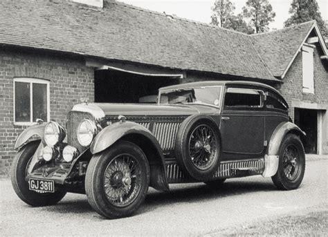 bentley old 1929 1930 bentley speed 6 bentley supercars net
