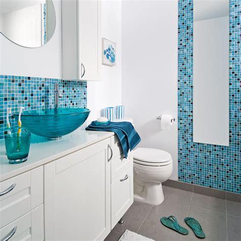 Marvelous Chambre Jaune Fluo  #9: Vasque-et-mosaique-belle-et-bleu.jpeg