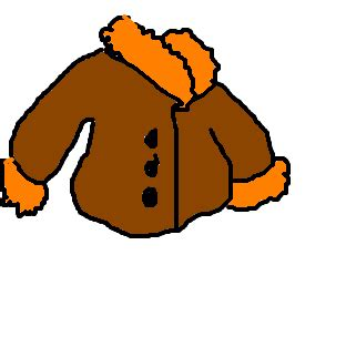 casaco desenho de digones gartic