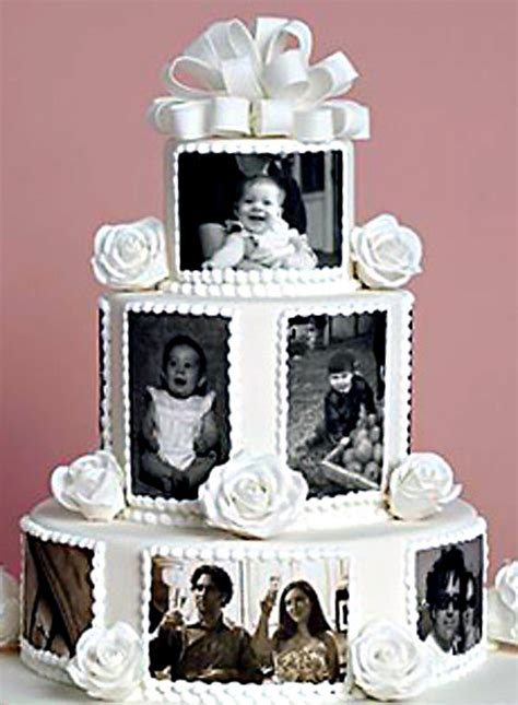 Wedding Cakes With Photos On Them by 68 Best Images About Church Anniversary On