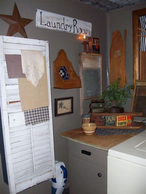 country laundry room decor primitive country laundry 105 best images about laundry room old fashioned on