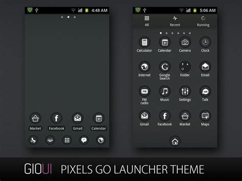 go launcher themes best pixels go launcher theme by giouiteam on deviantart