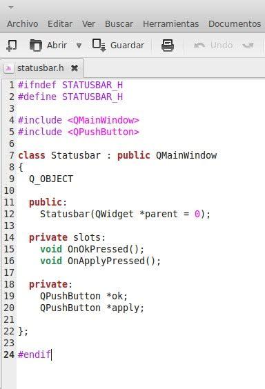 librerias qt qt 4 9 programaci 243 n gnu linux 2da parte linux y gnu