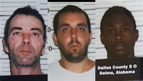 Dallas County Inmate Records Two Escaped Inmates Still On The Run The Selma Times Journal