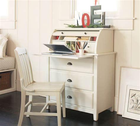 White Roll Top Desk Home Furniture Design Roll Top Desk White