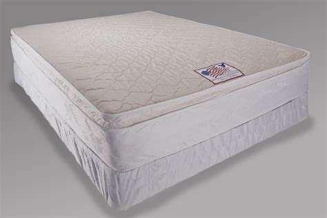 American Bedding Mattress by Emes American Spirit Pillowtop Mattress Set