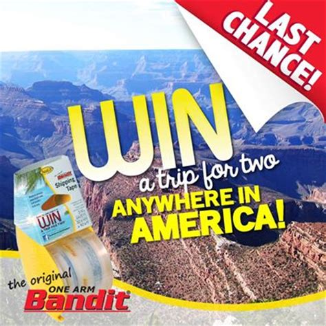 bandit last chance sweepstakes bandit tape gun bandit tape gun - Last Chance Sweepstakes
