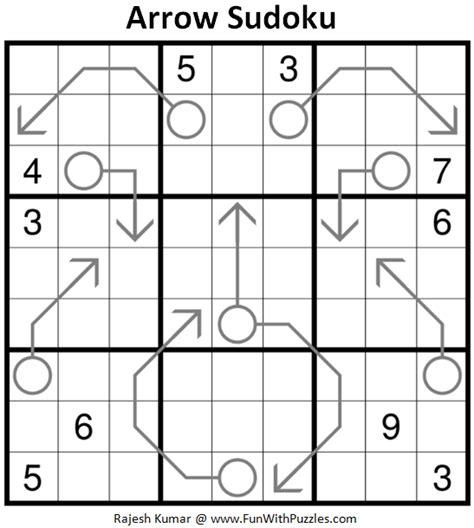 printable arrow sudoku arrow sudoku puzzle daily sudoku league 197 fun with