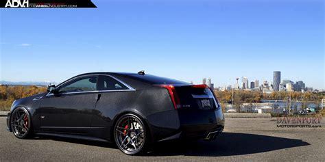 Cadillac CTS V ADV05S M.V2 CS Polished Liquid Smoke