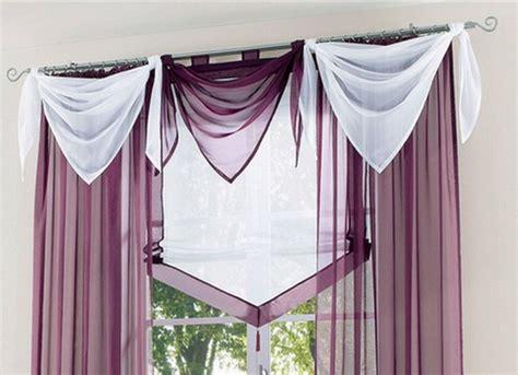 querbehang gardinen vorhänge wohnzimmer gardinen vorschlage raum und m 246 beldesign