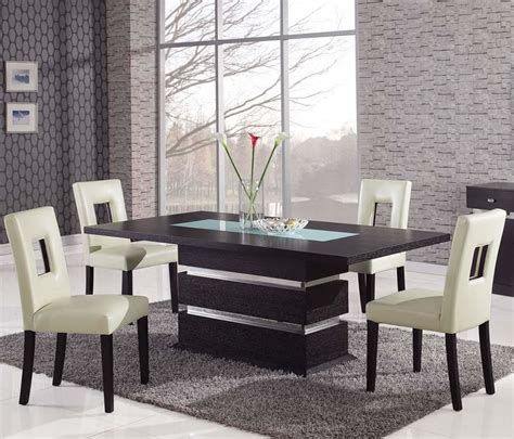 Modern Dining Sets | dining set modern dining by global furniture chicago
