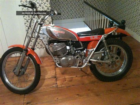 Suzuki Trials Bike 1974 Suzuki Rl250 Exacta Trials