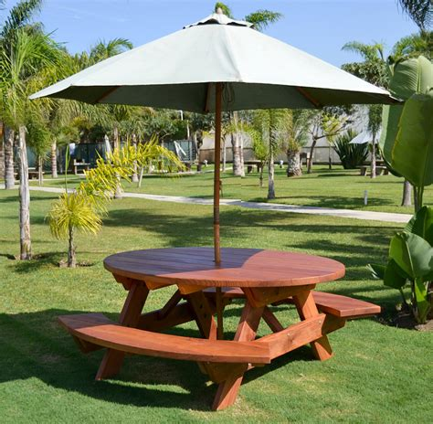 picnic table with umbrella picnic table umbrella large home ideas collection we