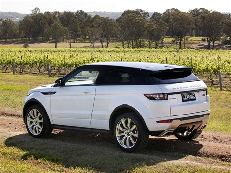 land rover range rover evoque coupe 2011 2012 2013