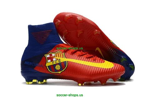barcelona football shoes authentic nike mercurial superfly v barcelona fg mens