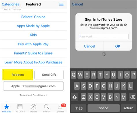 Apple Gift Card Faq - how to redeem gift cards and promo codes on apple tv the iphone faq
