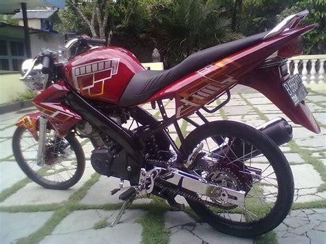 Modif Rx King Warna Merah Marun by Modifikasi Vixion 2010 Merah