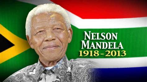 biography of nelson mandela of south africa image gallery nelson mandela africa flag