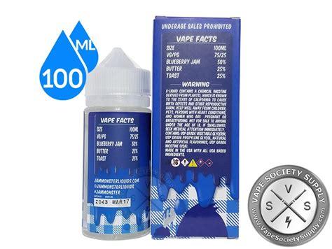 Jam Blueberry 100ml Premium Usa Eliquid blueberry jam ejuice by jam eliquid 100ml vape
