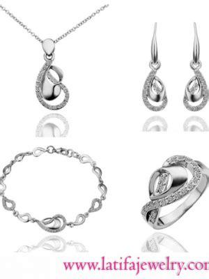 Set Xuping Terbaru 2017 home latifa jewelry