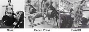 squats deadlifts and bench press the best building exercises hayward s total