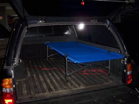 truck bed cot 102 best images about cing on pinterest dutch company
