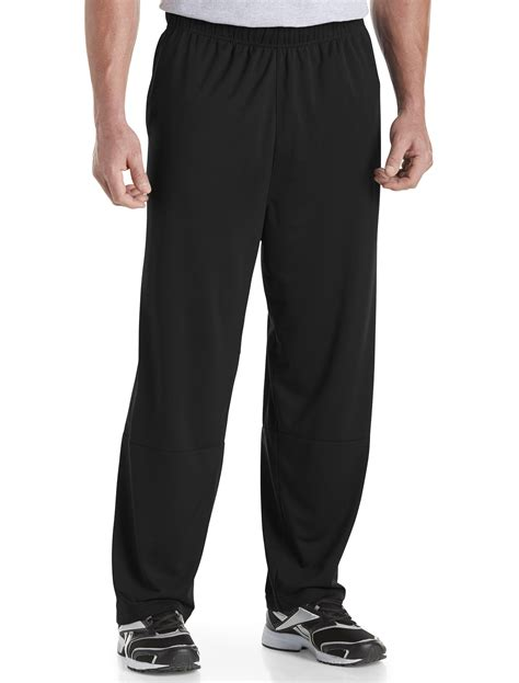 Casual Male Xl Gift Card - reebok playdry tech trackster pants casual male xl big tall ebay
