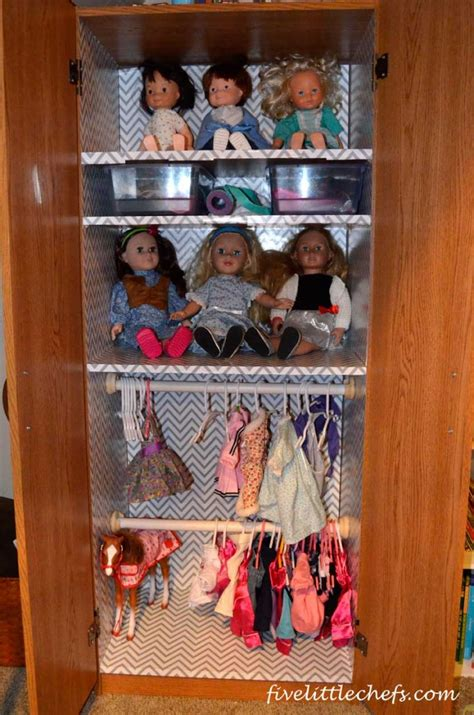 Dolls Closet by Doll Closet Family Crafts