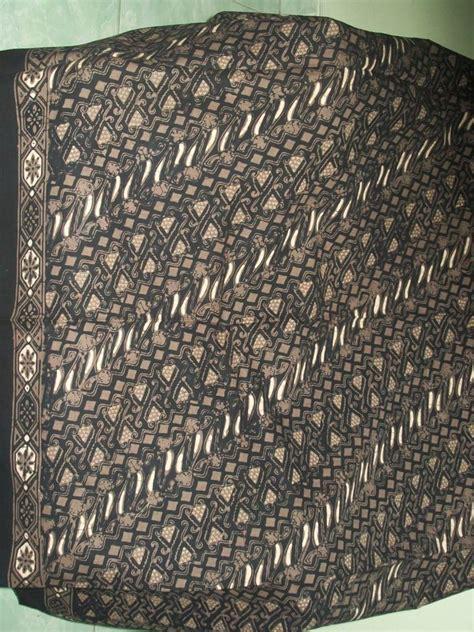 Kain Batik Cap Motif Parang Khas jual kain batik cap murah terkini motif parang dari