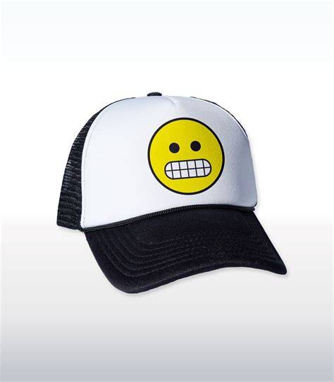 Smiley Cap smiley cap headline shirts