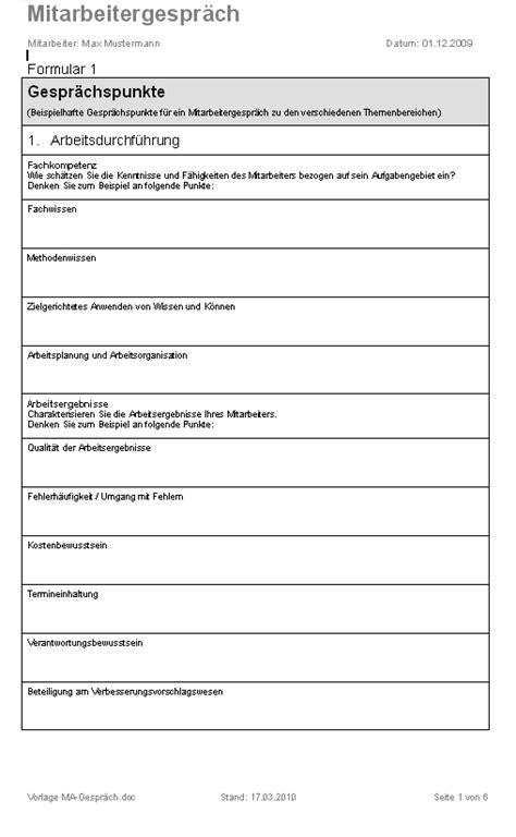 Vorlage Word Formular Mitarbeitergespr 228 Ch Word Formular Vorlagen Office